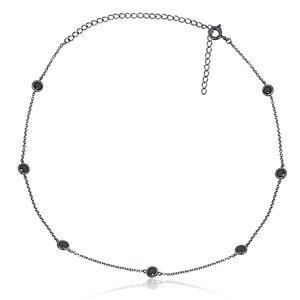 Choker Tiffy Negra