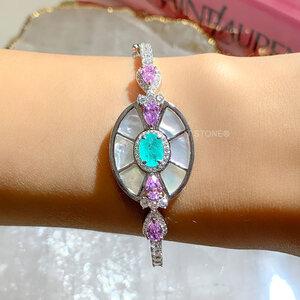 Bracelete Splendid Madre Pérola Colors