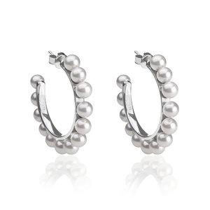 Argola Pearls Luxo