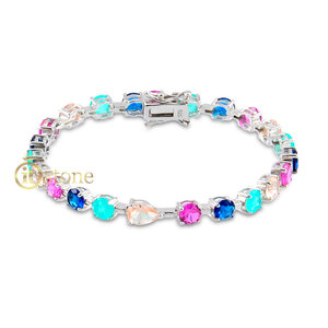 Pulseira Riviera Fascinate Colors Luxo