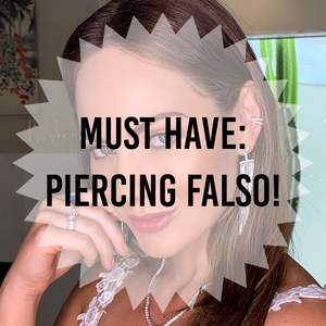 Must Have: Piercing Falso!