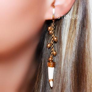 Ear Hook Line Horn