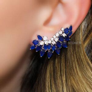 Ear Cuff Noveaux Safira