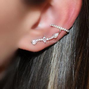 Ear Cuff Alicia Luxo