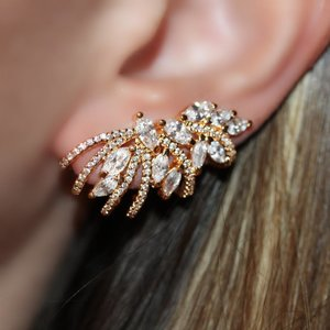 Ear Cuff New Heidi Gold