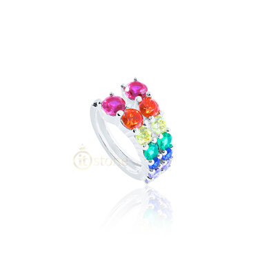 Piercing Falso Victoria Rainbow (unidade)