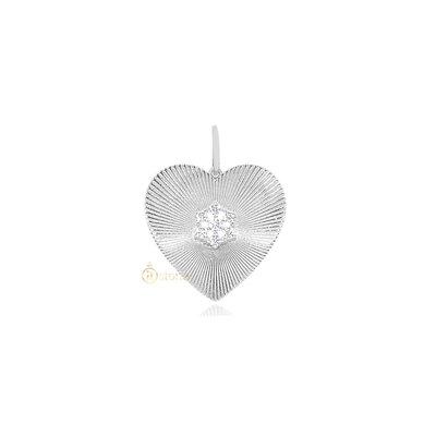 Pingente Heart Luxo