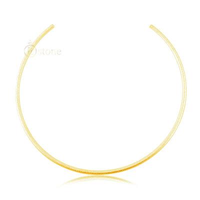 Choker Fosca Luxo Gold