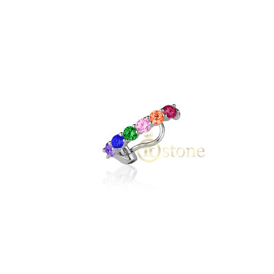 Piercing Falso Fair Colors (unidade)