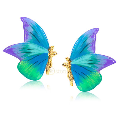 Brinco Butterfly Deluxe Mermaid
