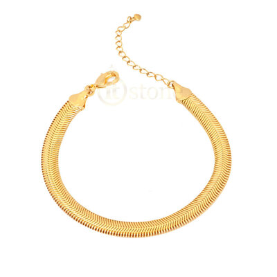 Pulseira Malha Thassia Gold