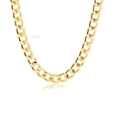 Gargantilha Chain Luxo Gold