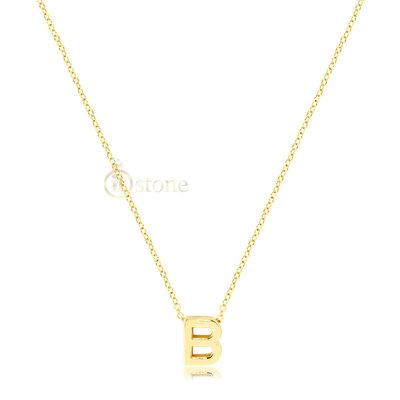 Colar Inicial Classy Gold (Escolha sua Letra)