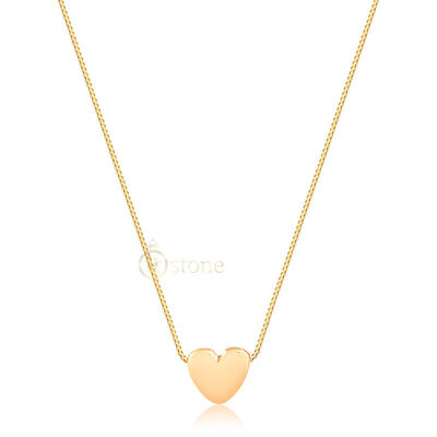 Colar Heart Gold