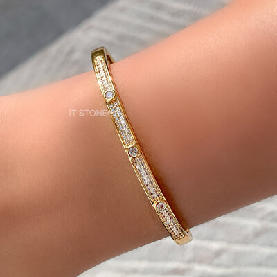 Bracelete Liz Gold