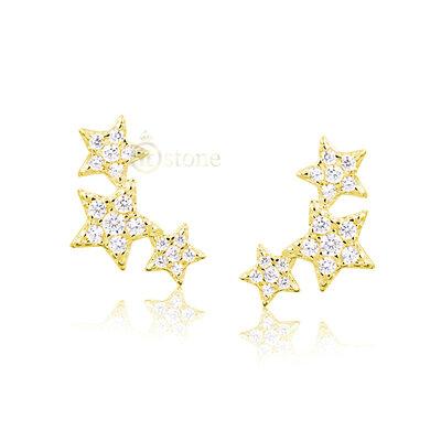 Ear Cuff Little Stars Gold