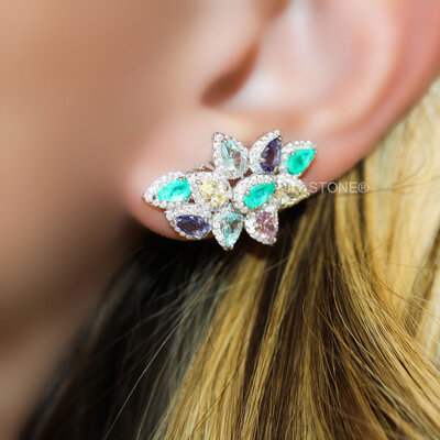 Ear Cuff Lethice Colors