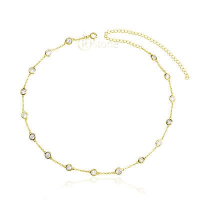 Choker Tiffy Luxo Gold