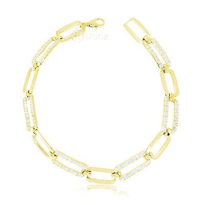 Pulseira Links Luxo Gold