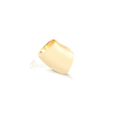 Piercing Falso Tube Gold (unidade)