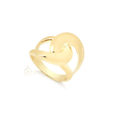 Anel Knot Gold