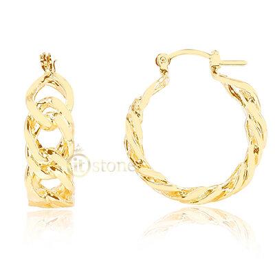 Argola Links Elegance
