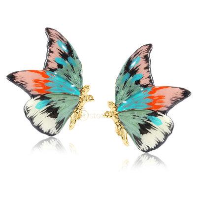 Brinco Butterfly Deluxe Fabulous Black