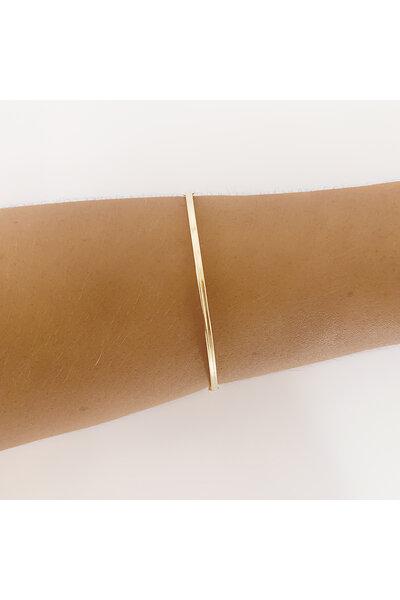 Bracelete Dourado fininho