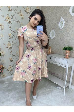 Vestido Boneca Noemi