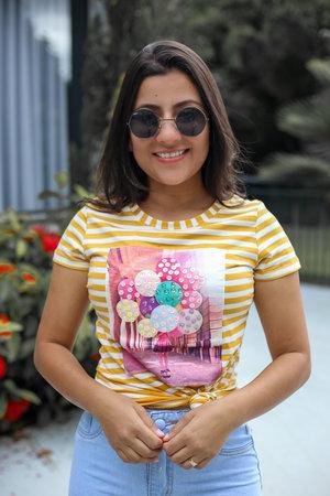 T-shirt Julieta
