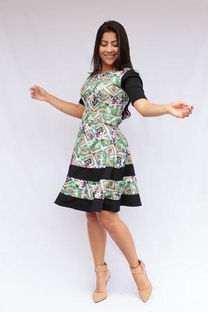 Vestido Boneca Jussara