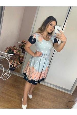 Vestido Boneca Micaela