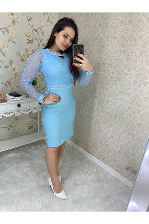 Vestido Tubinho Ingrid