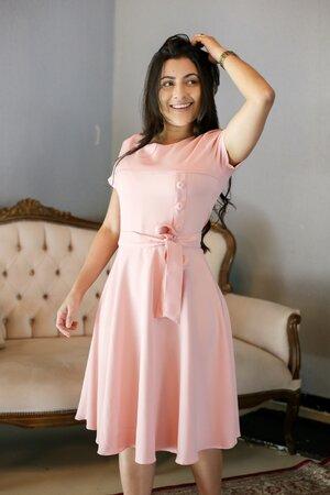 Vestido Boneca Charmosa