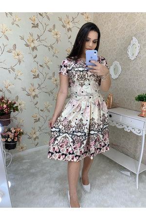Vestido Boneca Raquel