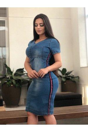 Vestido Jeans Lady