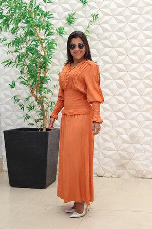 Vestido Midi Yaya