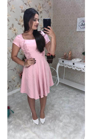 Vestido Boneca Princesa