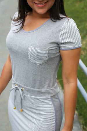 Vestido Malha Vicky