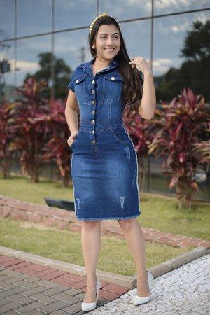 Vestido Jeans Jane