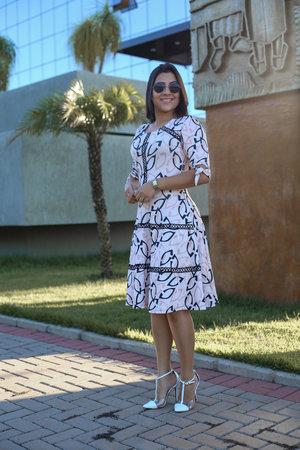 Vestido Boneca Valen