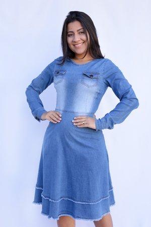 Vestido Jeans Alice