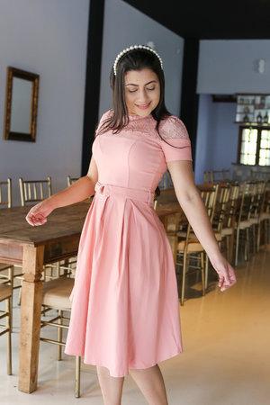 Vestido Boneca Mil Amores