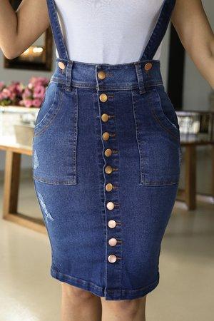 Salopete Jeans Rafinha