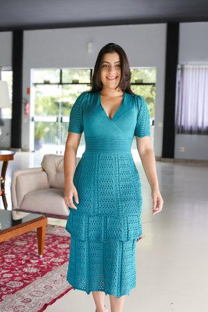 Vestido Tricot Aisha