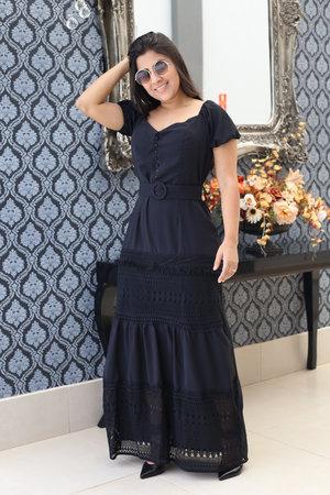Vestido Longo Angelica