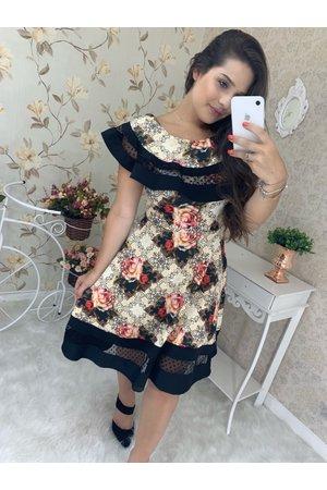 Vestido Boneca Thayna