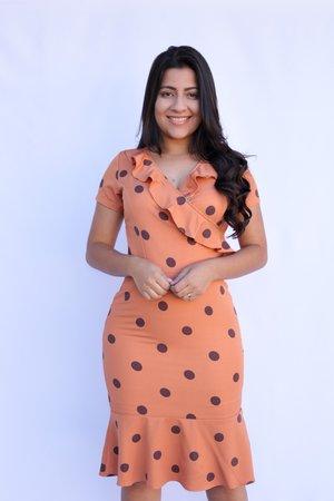 Vestido Tubinho Sandra