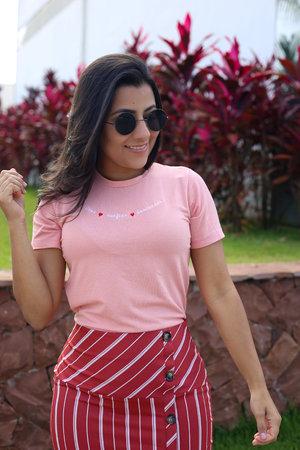 T-shirt Moranguinho