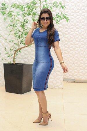 Vestido Jeans Milena